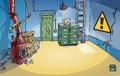 Earthquake Boiler Room