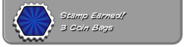 3 Coin Bags PR Earned