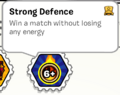 Strong Defence SB