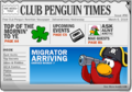Club Penguin Times Issue 96