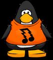Orange Rocker Shirt PC