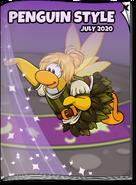 Penguin Style Jul 20