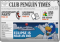 Club Penguin Times Issue 143