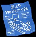 Prototype Sled Blueprints