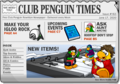 Club Penguin Times Issue 163