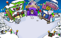 Puffle Party 2018 Town