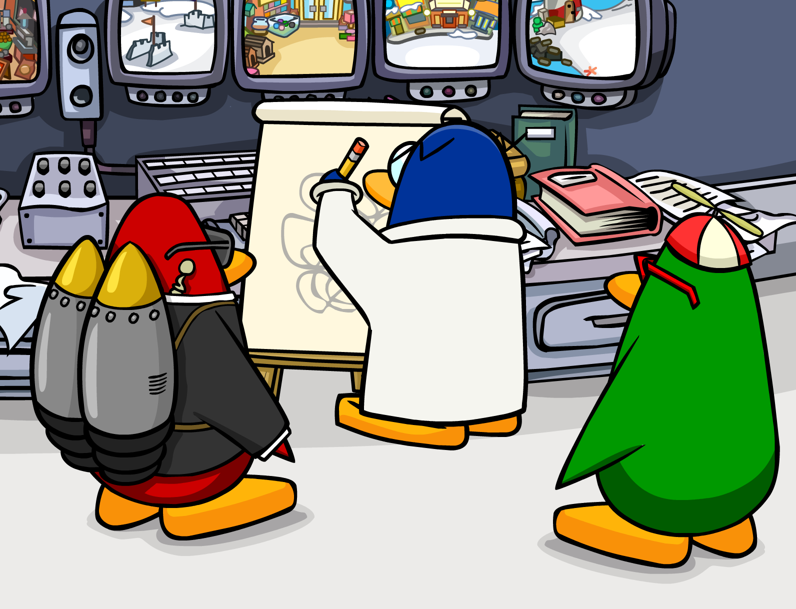 PSA Mission 10: Waddle Squad