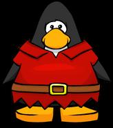 Red Elf Suit PC