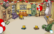 April Fools' Party 2020 Ski Lodge