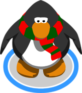 Christmas Scarf IG