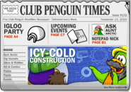Club Penguin Times Issue 132