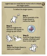 Dragon Queen Instructions
