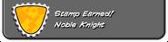Noble Knight earned