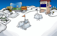 Snow Forts Stadium
