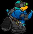 Stealth Set Penguin