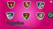 Angelina Stampbook