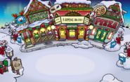 Christmas Party 2018 Plaza 2