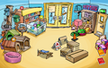 Pet Shop Puffle Launch construction