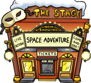 Space Adventure Outside