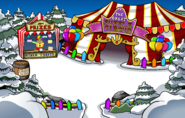 The Fair 2017 Great Puffle Circus Entrance