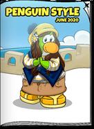 Penguin Style Jun 20
