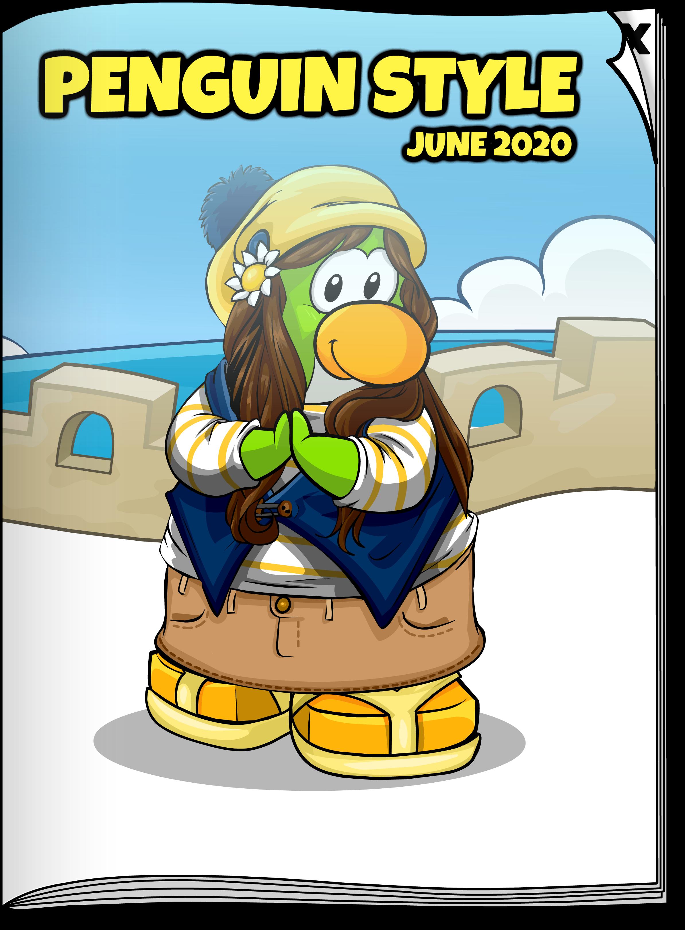 Penguin Style Jun'20