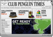 Club Penguin Times Issue 178