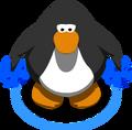 Blue Pompoms IG
