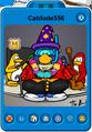 Catdude556 Player Card - Late September 2019 - Club Penguin Rewritten (2)