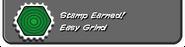 Easy grind earned