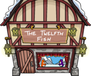The Twelfth Fish - Exterior - Medieval Party 2020
