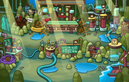 Wilderness Expedition 2017 Brown Puffle Cave