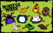 Monster Maker Catalog 2018
