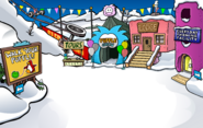 Puffle Party 2019 Ski Village