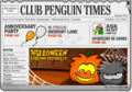 Club Penguin Times Issue 33
