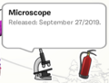 Microscope Pin SB