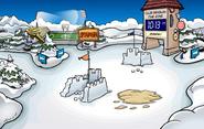 Music Jam 2021 construction Snow Forts