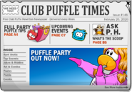 Club Penguin Times Issue 146
