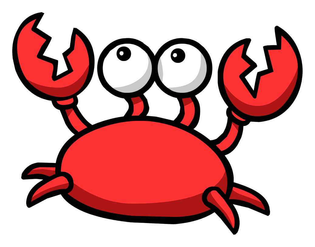 Legacy Hunter/Crab Pin
