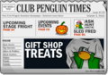 Club Penguin Times Issue 126