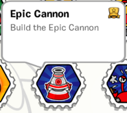 Epic Cannon SB