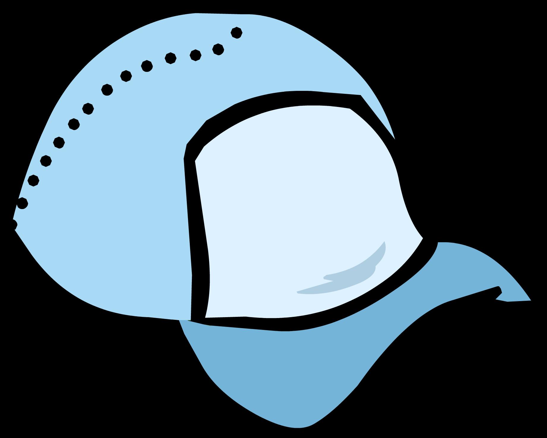 Bright Blue Ball Cap