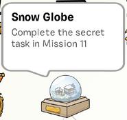 Snow Globe SB