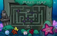 Underwater Maze Map Open