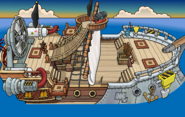 Island Adventure Party 2018 Pirate Ship 4