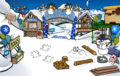 Winter Party Ski Village