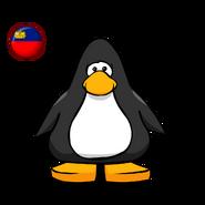 Liechtenstein Flag PC
