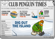 Club Penguin Times Issue 39