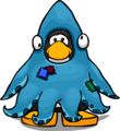 Squidzoid Costume PC
