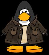 Brown Jacket PC